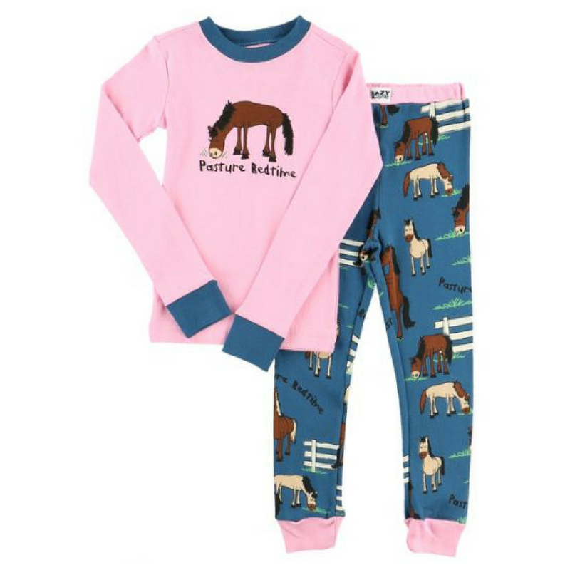Pasture Bedtime Girls PJ Set